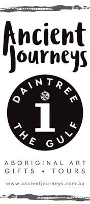 Ancient Journeys - Aboriginal Art, Gifts and Tours, Daintree Far Norther Queensland.