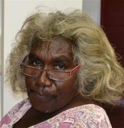 Agnes Kohler - Mornington Island Artist - Ancient Journeys Gallery