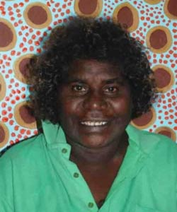 Amanda Jane Gabori, Mornington Island Artist - Ancient Journeys Gallery