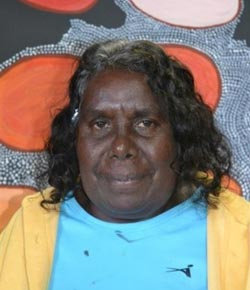 Dorothy Gabori - Mornington Island Artist - Ancient Journeys Gallery