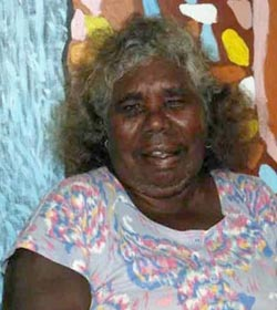 Elsie Gabori - Mornington Island Artist - Ancient Journeys Gallery
